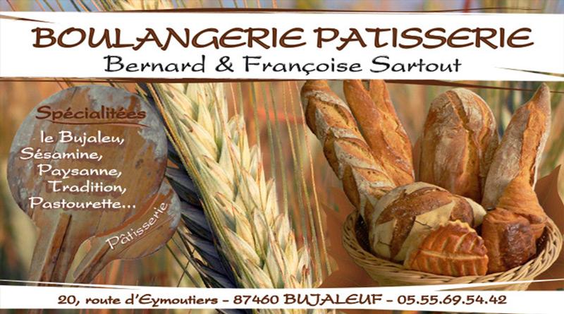 Carte De Visite Boulangerie Sartou Zoom