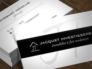 Carte De Visite Jacquet Investissement
