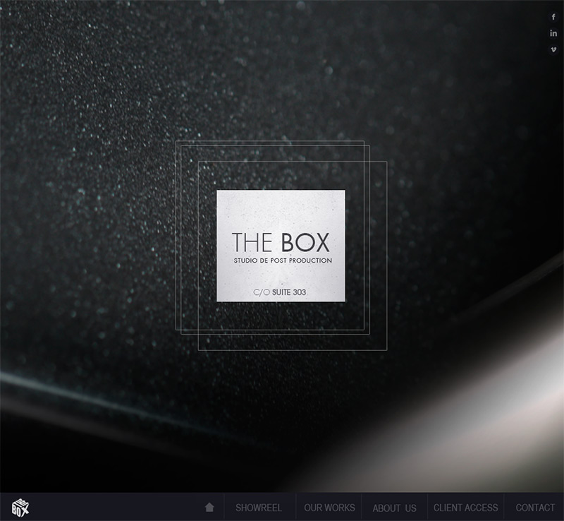The Box Studio Specialiste Trucage Graphisme Conception Images 3d Zoom